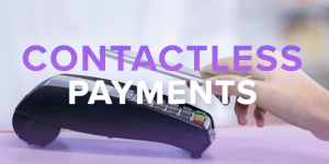The future of payments is changing to contactless payments