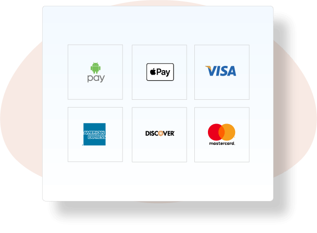 Accept All Types of Payments