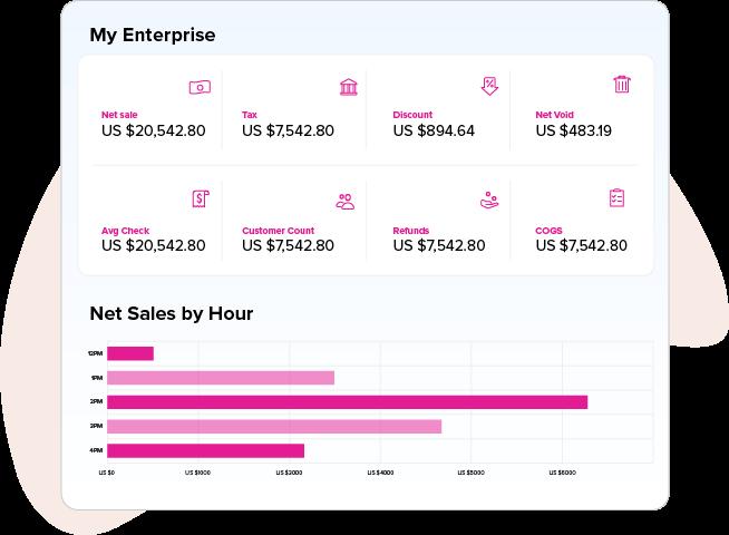 My Enterprise Screenshot