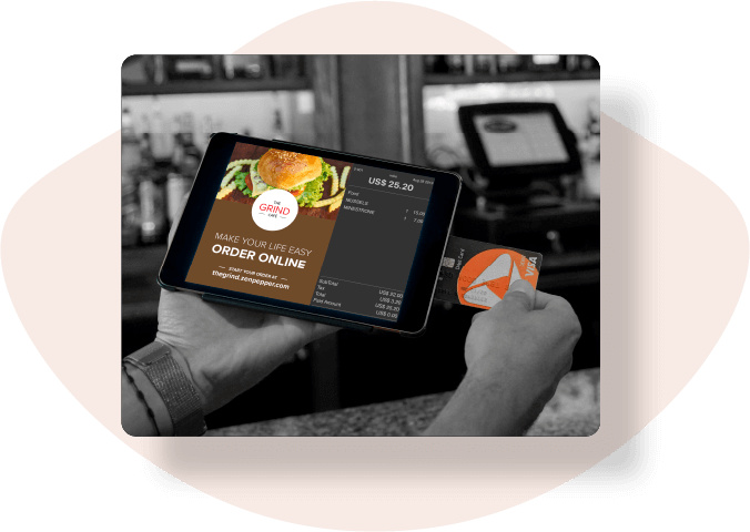 Accept Payments On-the-Go